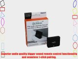 Wireless Bluetooth Music Receiver for Bose Sounddock and Other 30-pin Audio Docks. Compatible