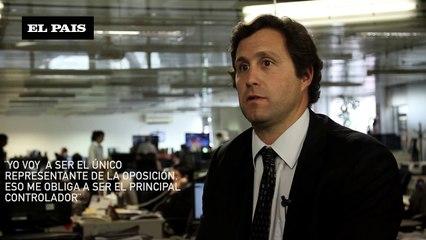 Economía- Entrevista a Diego Labat