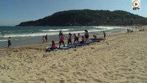 Donostia San-Sebastian: - Olas, Surfistas Pais Vasco - Euskadi Surf TV