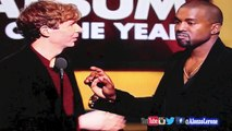 Kanye West interrupts Beck - Jay Z, Beyonce reaction - 2015 Grammy Awards