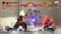 Ultra Street Fighter IV battle: Evil Ryu vs Oni (ALLENLENLEN)