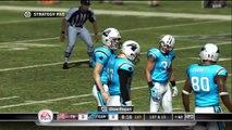 Madden NFL 11 - Gameplay ( Carolina Panthers vs Tampa Bay Buccaneers )