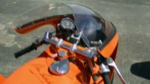 Rare 1974 Laverda 750 SFC Motorcycle