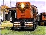 ULTIMO TREM DE PASSAGEIROS EM ITIRAPINA SP 15/03/2001