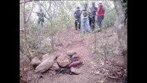Hallados 10 cadáveres en fosas clandestinas en México