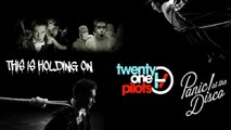 Panic! At The Disco & Twenty One Pilots - This Is Holding On (Mashup)