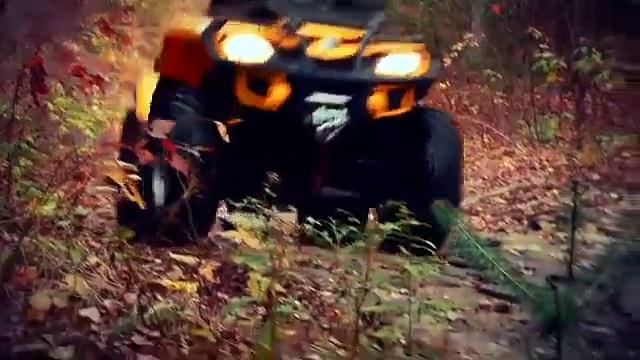 2011 Can-Am Outlander 500 XT Test Ride