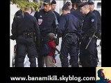 Abdul X (Tirez sur les Keufs) provoque la police