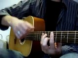 fingerstyle acoustic slap funk guitar