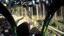 John Deere skogsmaskiner HQ GoPro