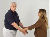 Self-Defense for Kids: Escaping Attackers : Escaping a Double Wrist Grab: Self-Defense for Kids