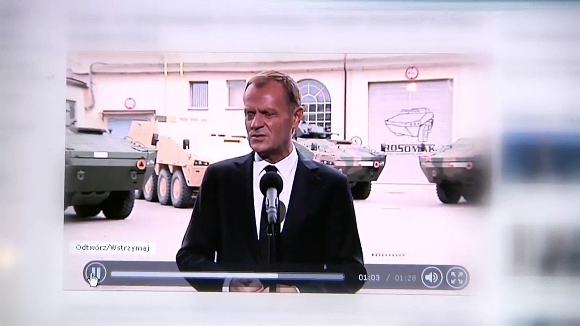 Ups.. Premier Donald Tusk wygadał się przed kamerami!