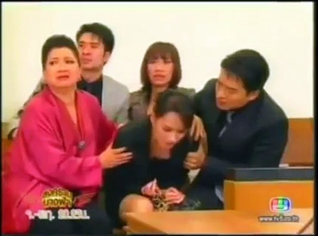 Thai Movies, Song Kream Sne Neary Akas Jor, Khmer-Thai, Part112 | Godialy.com