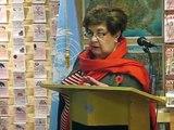Agnes Grunwald-Spier at the UN Bookshop