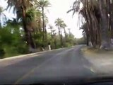 San Ignacio Mission and Square, drive into San Ignacio, BCS, Mexico