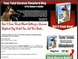 Your Total German Shepherd, A Pet Owner's Guide