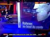 Io Reporter Sky Tg24  - Video amatoriale dalla discarica di Terzigno 12/01/2010