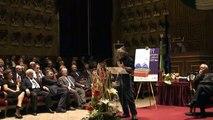 Mauro Corona - Aula Magna università di Padova Premio Libraio Citta di Padova 2011