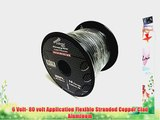 6 SPOOLS 100' Feet 14 GA Gauge AWG Primary Remote Wire Auto Power Cable Stranded