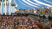 Oktoberfest München Munich 2013 Ochsenbraterei Bierzelt Stimmung