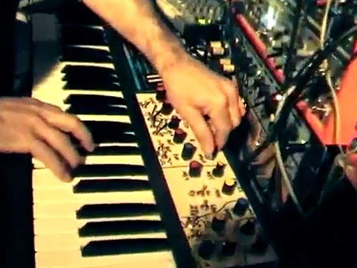 The Analog Session - N5 from Outer Space (live)