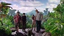 Voyage au Centre de la Terre 2 : L'Île Mystérieuse - Bande Annonce Officielle (VF) - Dwayne Johnson