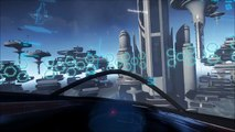 Star Citizen Alpha - Arena Commander V0.9 Update - Murray Cup - Racing M50