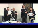 Premio di Laurea Città di Andria alla Fiera d'Aprile