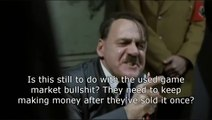 Hitler finds out he has contracted an STD