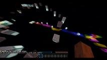 Minecraft: Super Skyblock Momentum speed slime parkour (incomplete)