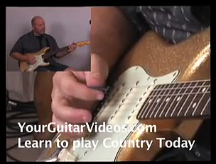 Country Guitar Lessons : Country Guitar Lesson : Intro