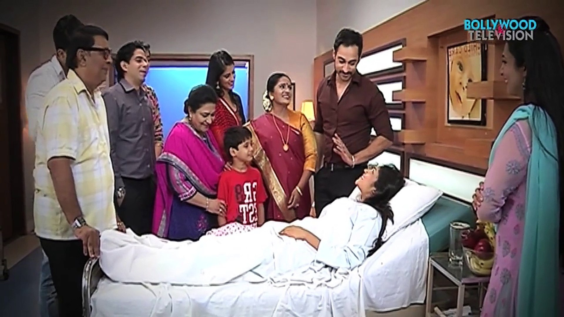 Yeh Hai Mohabbatein Vandita Delivers A Baby Girl Video Dailymotion