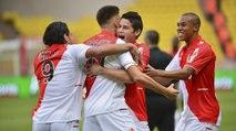 (D9) AS Monaco FC 2-1 AS Saint-Etienne, Highlights