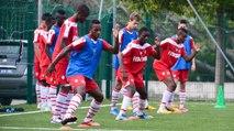 U17 : AS Monaco FC 3-2 Rodez, Highlights