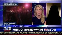 """Baltimore Police Officer On Freddie Gray """"He Was A Great Witness"""" Kelly File"""