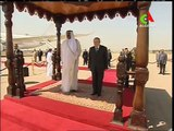 Bouteflika accueille Ibn Khalifa Al Thani. L'insipide reportage de l'ENTV
