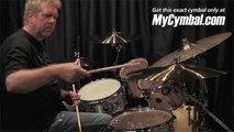 "Paiste 19"" Signature Full Crash Cymbal - Played by John ""JR"" Robinson (4001419-1080310B)"