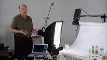 Commercial Photography Lighting   20   Glass of Coke Studio Shot