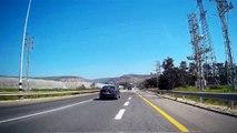 Route 721  Atlit Interchange - Damon Junction. Mount Carmel, Israel כביש 721 מחלף עתלית - צומת דמון