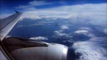 Mon premier voyage en avion - Allé Montpellier-Nador (France-Maroc)