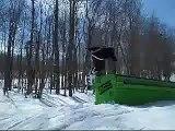 Mt. Snow Snowboarding Shots
