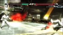 Devil Jin vs Jin Kazama Tekken 6 Online HD