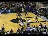 Derek Fisher 0.4 Buzzer Beater Lakers vs Spurs Game 5 2004