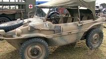 VW Schwimmwagen - WW2 amphibious car