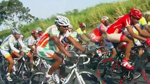 Course cycliste AS Ciments Antillais - Jarry - Catégorie GS - Ufolep (Guadeloupe).