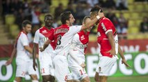 J36 AS Monaco 1-1 EA Guingamp, Highlights
