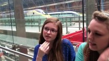 Eurostar passengers spend long, cold night in St Pancras station - video