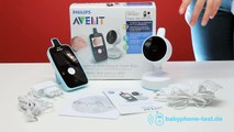 Philips Avent SCD 603 Babyphone im Praxistest: Philips Avent SCD 603 Video Review