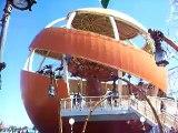 Disneyland DCA Orange Stinger Attraction CLIP 1 04/19/06