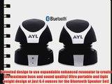 Winter Clearance!! AYL BSPK202 Portable Bluetooth Wireless Speaker System with Built in Speakerphone